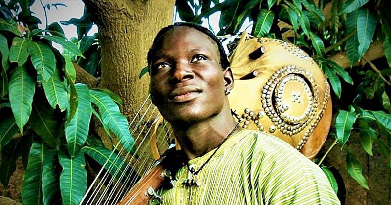 BABA MD concert blues faso fondation passerelle Bamako