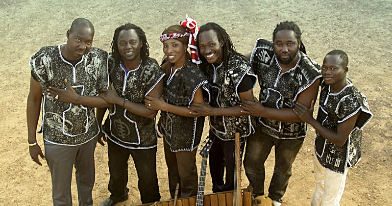 blues faso concert Ko Saba