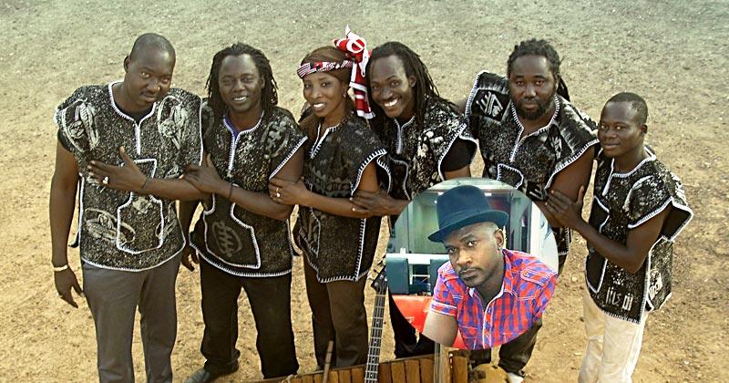 blues faso concert Ko Saba + Cheikh Siriman Sissoko