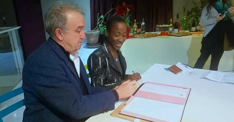 Partenariat MC2 Grenoble Fondation Passerelle Rokia Traore