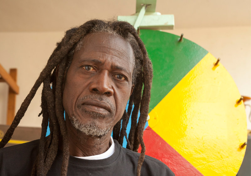 Koko Dembélé au Blues Faso